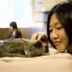 Tokyo: Geschäftsidee Katzen Cafe