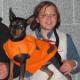 BELLOWEEN - Hunde feierten Halloween