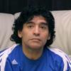 Maradona von eigenem Hund gebissen
