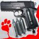 Wildwest-Terror: 14-jährige Hündin erliegt 14fachen Schussattentat eines irren Tierhassers