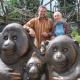 Jane Goodall im Tiergarten Schönbrunn