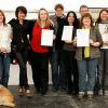 Goldene Pfote 2010 für herausragende Projekte im Tierschutz