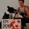 Kickboxeuropameisterin Myra Winkelmann: