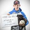 Skispringer Thomas Morgenstern: Hunde lieben Bälle - Der Fußball sollte diese Liebe zurückgeben!
