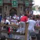 Diesjährige Stierhatz in Pamplona forderte 42 tote Tiere und 22 verletzte Menschen