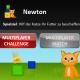 Spiele(n) für den Tierschutz: Newton