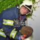 Stacheliger Einsatz im Morgengrauen: Feuerwehr rettet Igel
