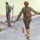Sehnsucht Skilauf: Innovationen und Skijöring in der Schweiz