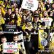 BVB-Fans protestieren gegen grausame Hundetötungen in der Ukraine