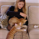 Zwei Menschen, zwei Katzen, eine Wohnung: So funktioniert die harmonische Vierer-WG