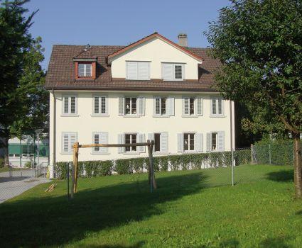 Kindertagesstätte kihz am Tierspital - Foto: Universität Zürich