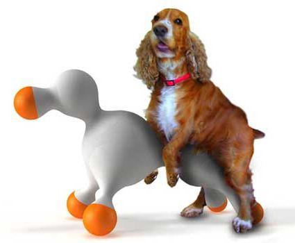Sex Toy für den Hund - Hotdoll