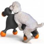 Sextoy for Dogs: Hotdoll - Die Gummipuppe für den Hund