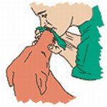 Mund zu Schnauze Beatmung / Royal Canin