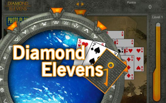 DIAMOND ELEVENS @ FUNWINGAMES - Free Online Games - Gratis Photoplay Skillgames